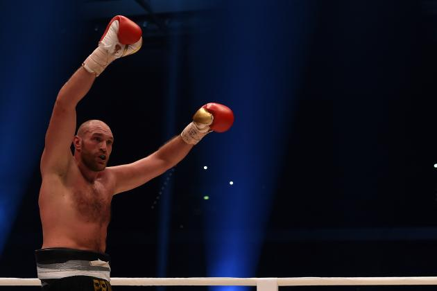 Tyson Fury vs. Wladimir Klitschko Date and Future Opponent Reportedly Set