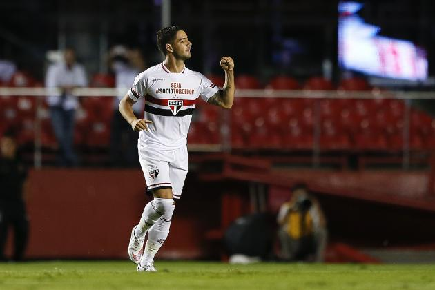Alexandre Pato Officially Joins Chelsea on Loan from Corinthians