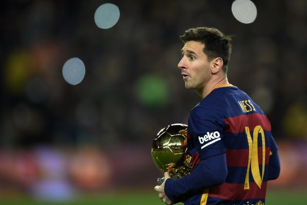Lionel Messi Discusses Barcelona Future and Neymar's Ballon D'Or Hopes