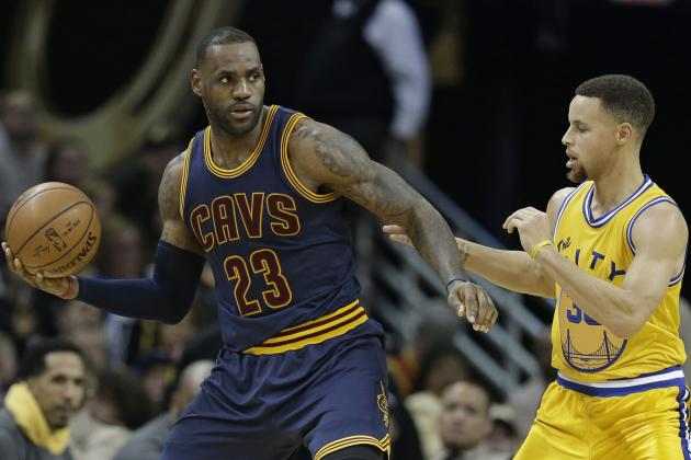 Stephen Curry, LeBron James Lead NBA Jersey Sales from October to December 2015