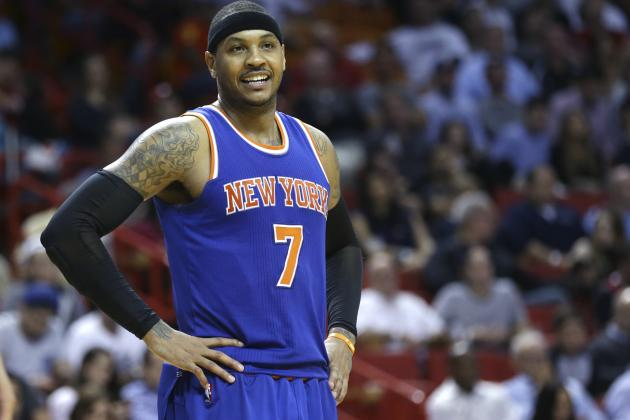 Knicks, Lakers, Bulls Top Forbes' List of NBA's Most Valuable Teams