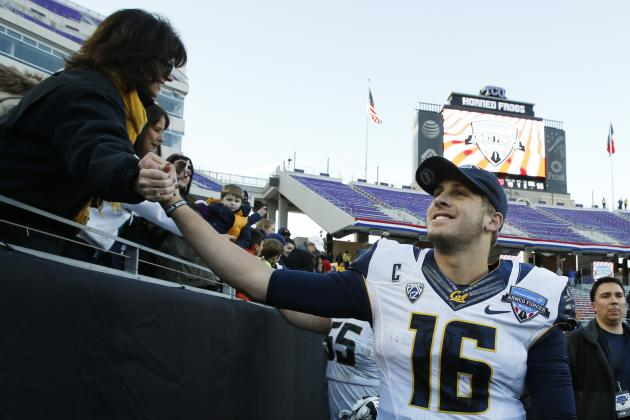Jared Goff: Latest News, Rumors and Buzz Surrounding QB's Draft Stock