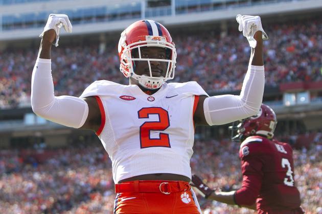 2016 NFL Draft: Clemson Cornerback Mackensie Alexander Is Best in Class