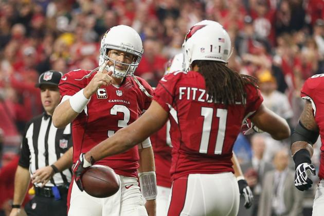 The Greatness of Larry Fitzgerald, as Seen Through the Eyes of His QBs