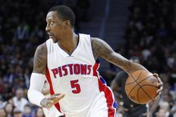 Kentavious Caldwell-Pope Fined $10k for Kicking Chair in Spectator Stands