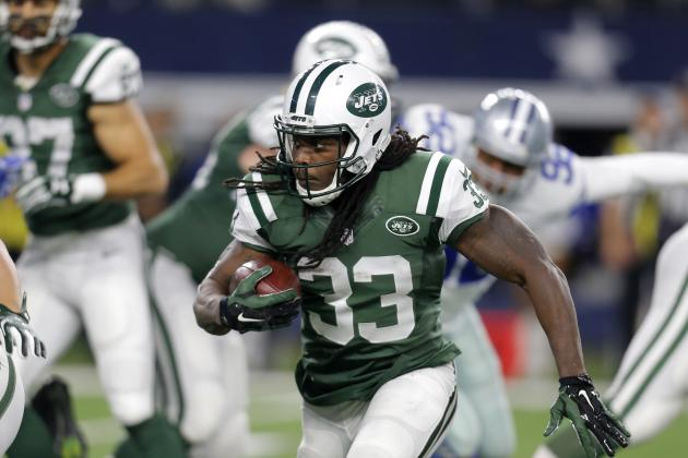 Chris Ivory to Replace LeSean McCoy at 2016 NFL Pro Bowl
