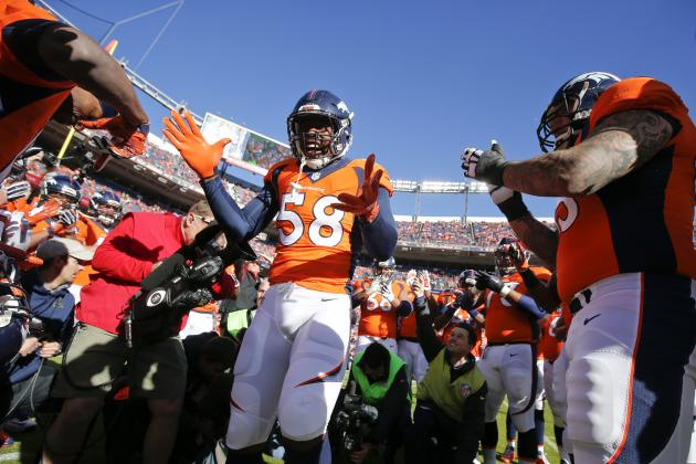 Von Miller Comments on Tom Brady, Broncos Defense vs. Patriots