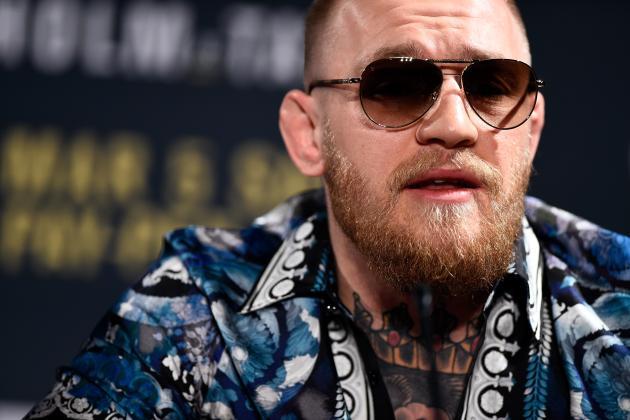 Conor McGregor's Circus, Renewed and Reinvigorated, Rolls Toward UFC 197