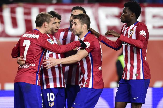 3 Targets for Atletico Madrid to Hit in 2016