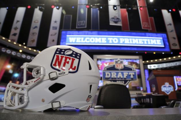 NFL Draft 2016: Updated Selection Order After AFC, NFC Championships