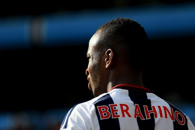 UK Back Pages: West Brom Ups the Asking Price for Saido Berahino to £30M