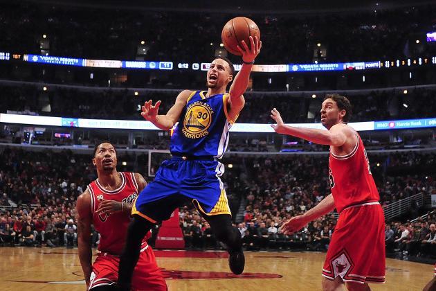 Warriors vs. Bulls: Score, Highlights and Reaction from 2015-16 Regular Season