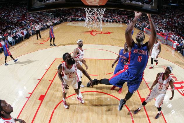 Andre Drummond Sets NBA Record with 23 Missed Free Throws vs. Rockets