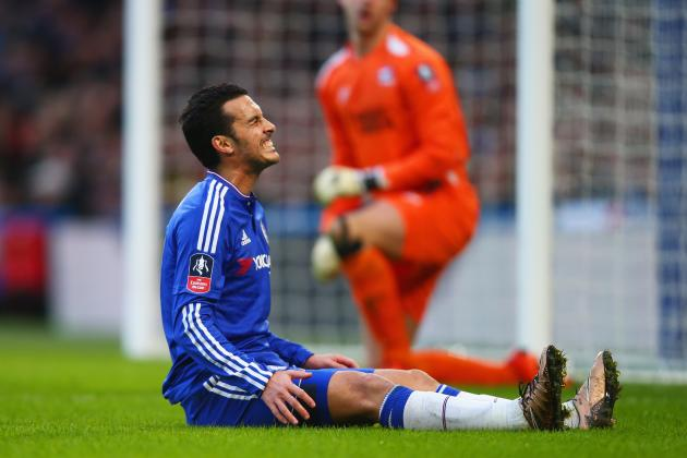 Chelsea Transfer News: Pedro Wants Move, Latest on Alexandre Pato Rumours