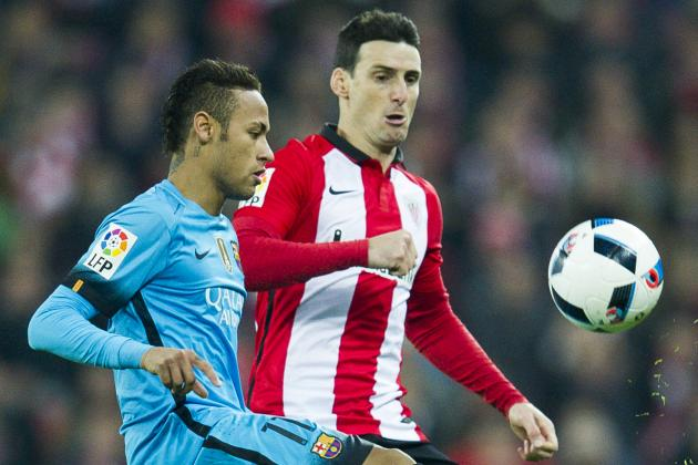 Neymar's Attitude Questioned by Aritz Aduriz After Athletic Bilbao vs. Barcelona