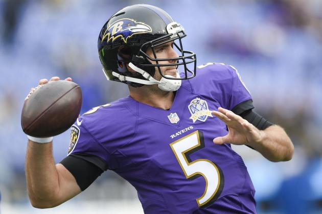 Joe Flacco Reportedly Signs 3-Year Contract Extension with Ravens