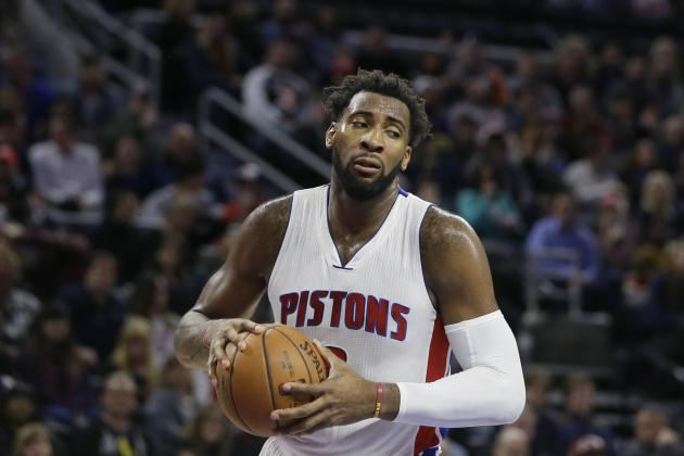 Drummond Breaks NBA Single-Game Record with 23 Missed Free Throws