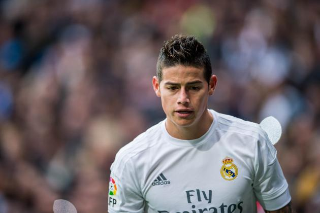 Manchester United Transfer News: James Rodriguez Warned by Madrid, Top Rumours