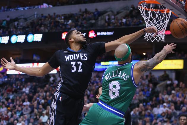 Towns Becomes Youngest Player with 25-15-5, Including Blocks
