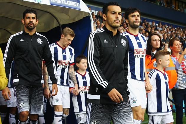 Chelsea Transfer News: Diego Costa, Pedro, Jackson Martinez Deal Rumours Emerge