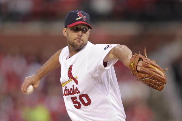 Adam Wainwright Calls into Radio Show to Argue His Fantasy Baseball Stock