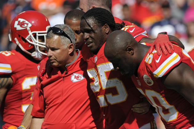 Jamaal Charles Injury: Updates on Chiefs Star's Knee and Recovery