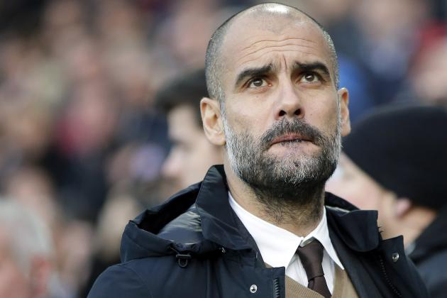 Pep Guardiola, Manchester United Deny Holding Manager Talks in Paris Meeting