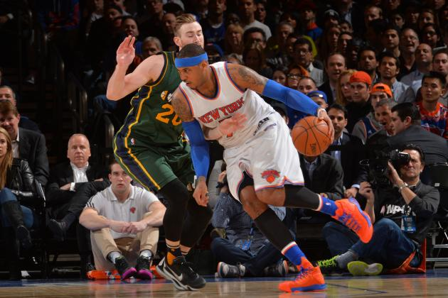 Nearing His Peak, Carmelo Anthony Can Be Even Better for NY Knicks