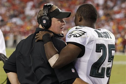LeSean McCoy Comments on Chip Kelly, Provides Advice For 49ers