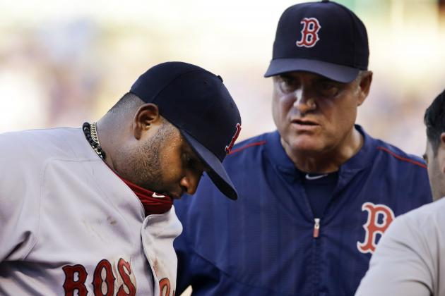 John Farrell Comments on Pablo Sandoval's Weight