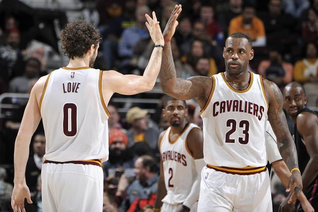 Cleveland Cavaliers Proving They're Among NBA's Elite