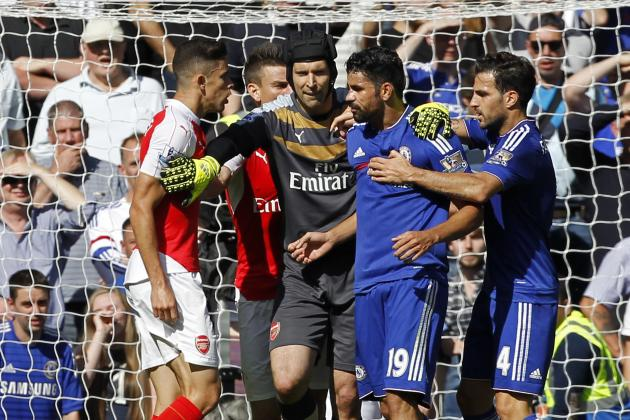 Arsene Wenger Comments on Diego Costa 'Battle' Ahead of Arsenal vs. Chelsea