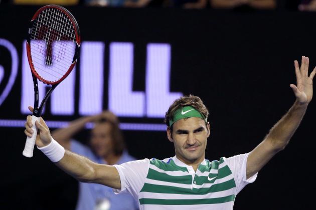 Roger Federer vs. Grigor Dimitrov: Score and Reaction from 2016 Australian Open