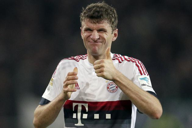 Manchester United Transfer News: Thomas Muller Rejects Huge Terms Amid Rumours