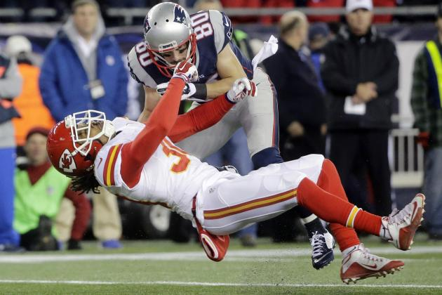 Danny Amendola Reportedly Fined for Hit on Jamell Fleming