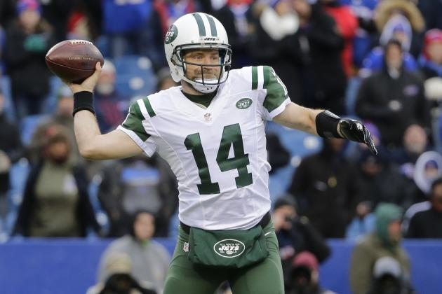 Ryan Fitzpatrick Contract: Latest News, Rumors on QB's Negotiations with Jets