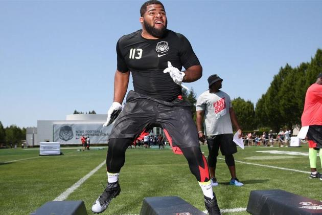 Will LSU Keep No. 1 Class After Landing 5-Star DT Rashard Lawrence?
