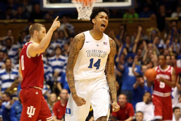 2016 NBA Draft Prospects: Breaking Down Pro Future of Duke's Brandon Ingram