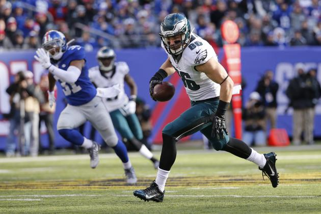 Zach Ertz Contract: Latest News and Rumors on TE's Negotiations with Eagles