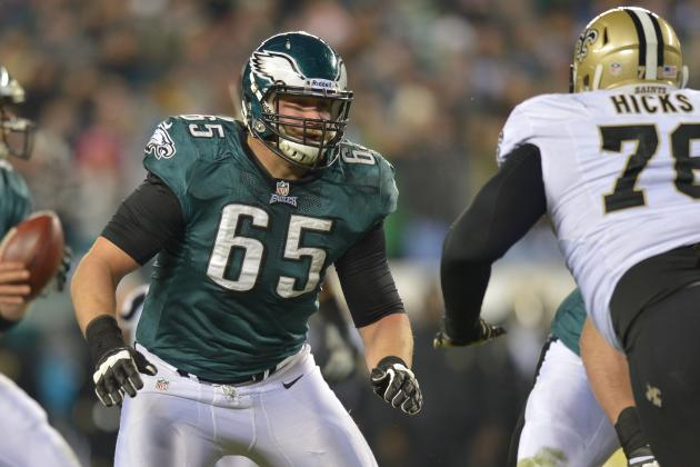 Lane Johnson Reportedly Signs Contract Extension with Philadelphia Eagles