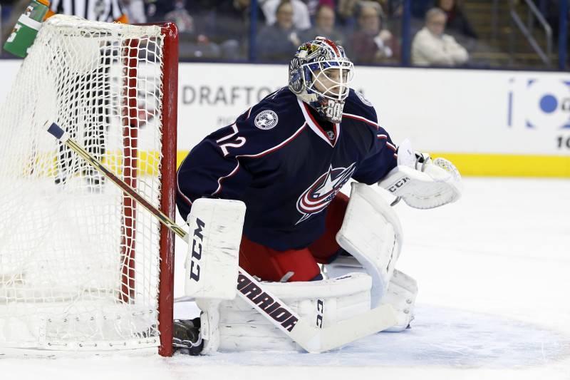 Sergei Bobrovsky Injury: Updates on Blue Jackets Goalie&39s Groin