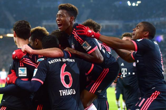 Jerome Boateng Injury Mars Bayern Munich Victory