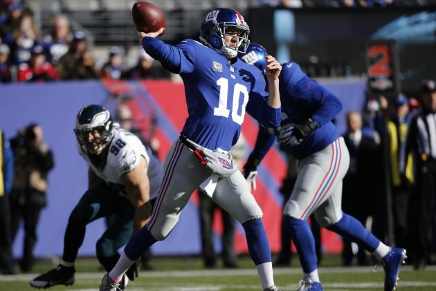 Eli Manning Replaces Ben Roethlisberger on 2016 Pro Bowl Roster