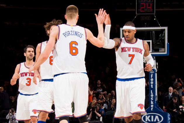 Los Angeles Clippers vs. New York Knicks: Live Score, Highlights and Reaction