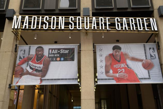 Madison Square Garden Executives Reportedly Fired Amid Ticket-Scalping Scandal