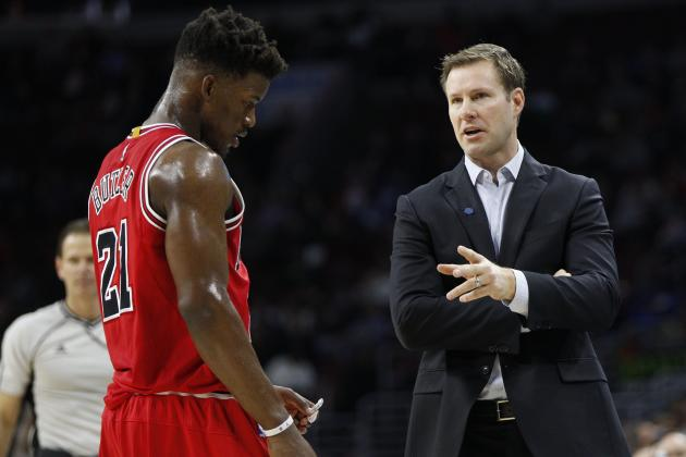 Inconsistent Bulls May Have Tough Time Capitalizing on Cavs' Identity Crisis