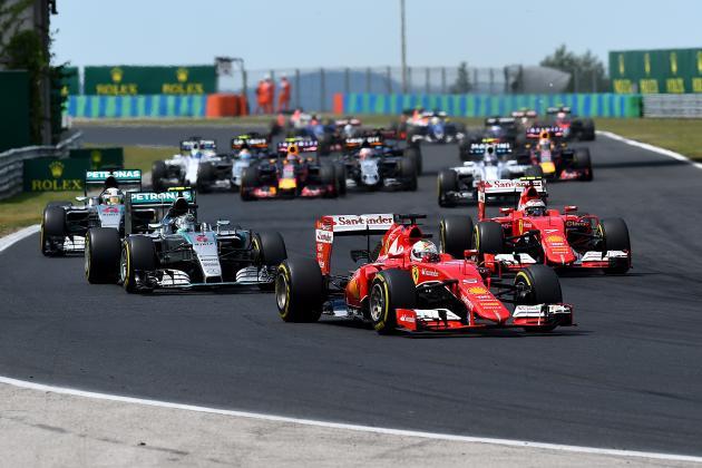 Should Formula 1's 2017 Regulation Changes Be Delayed Until the 2018 Season?