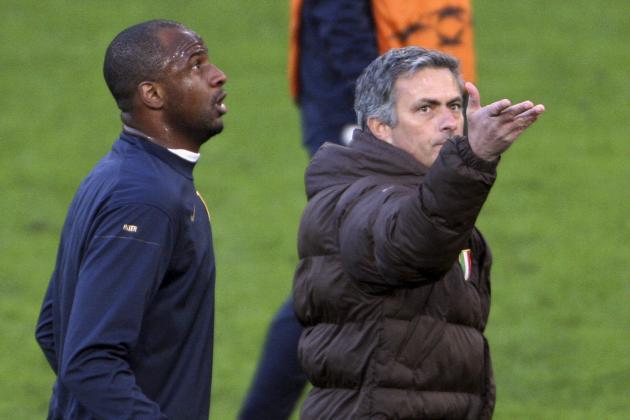 Patrick Vieira Says He Preferred Working with Jose Mourinho to Arsene Wenger