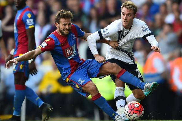 Crystal Palace vs. Tottenham: Live Score, Highlights from Premier League Derby