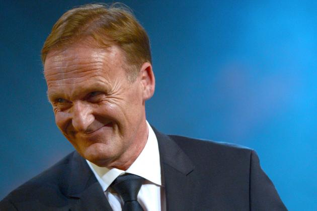 Borussia Dortmund Chief: We Are World Champions, England No Title for 50 Years